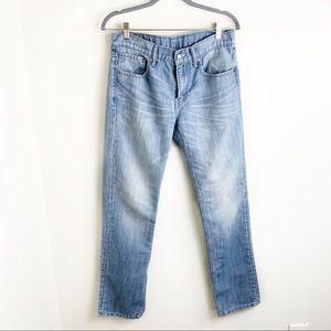 Levi's 511 Straight Leg Jeans